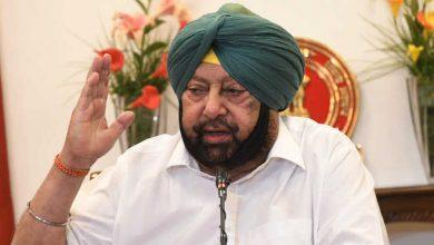 CAPT AMARINDER URGES PM TO RESOLVE FARMERS' STIR